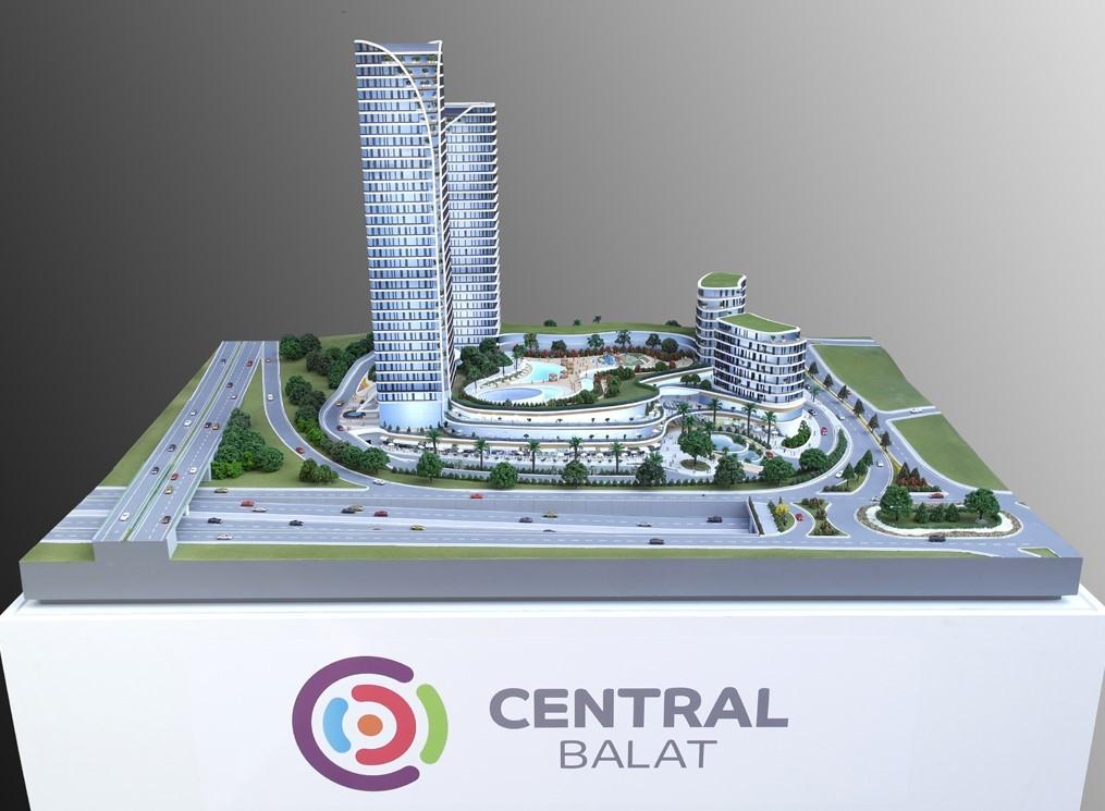 Central Balat
