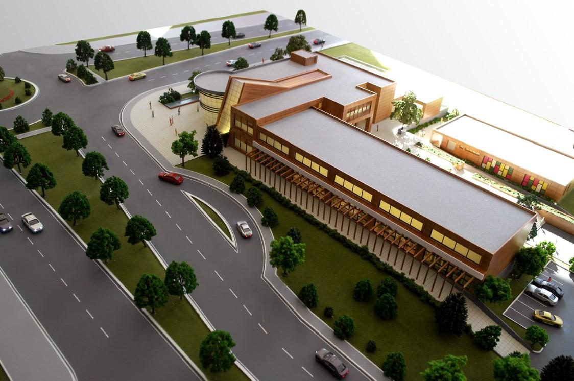 Nosab Administrative Building