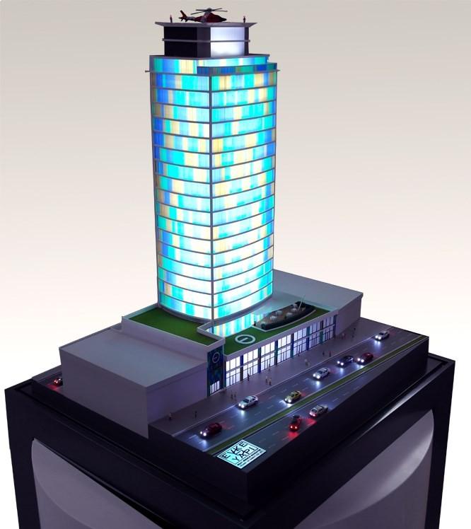 Evke Trade Tower