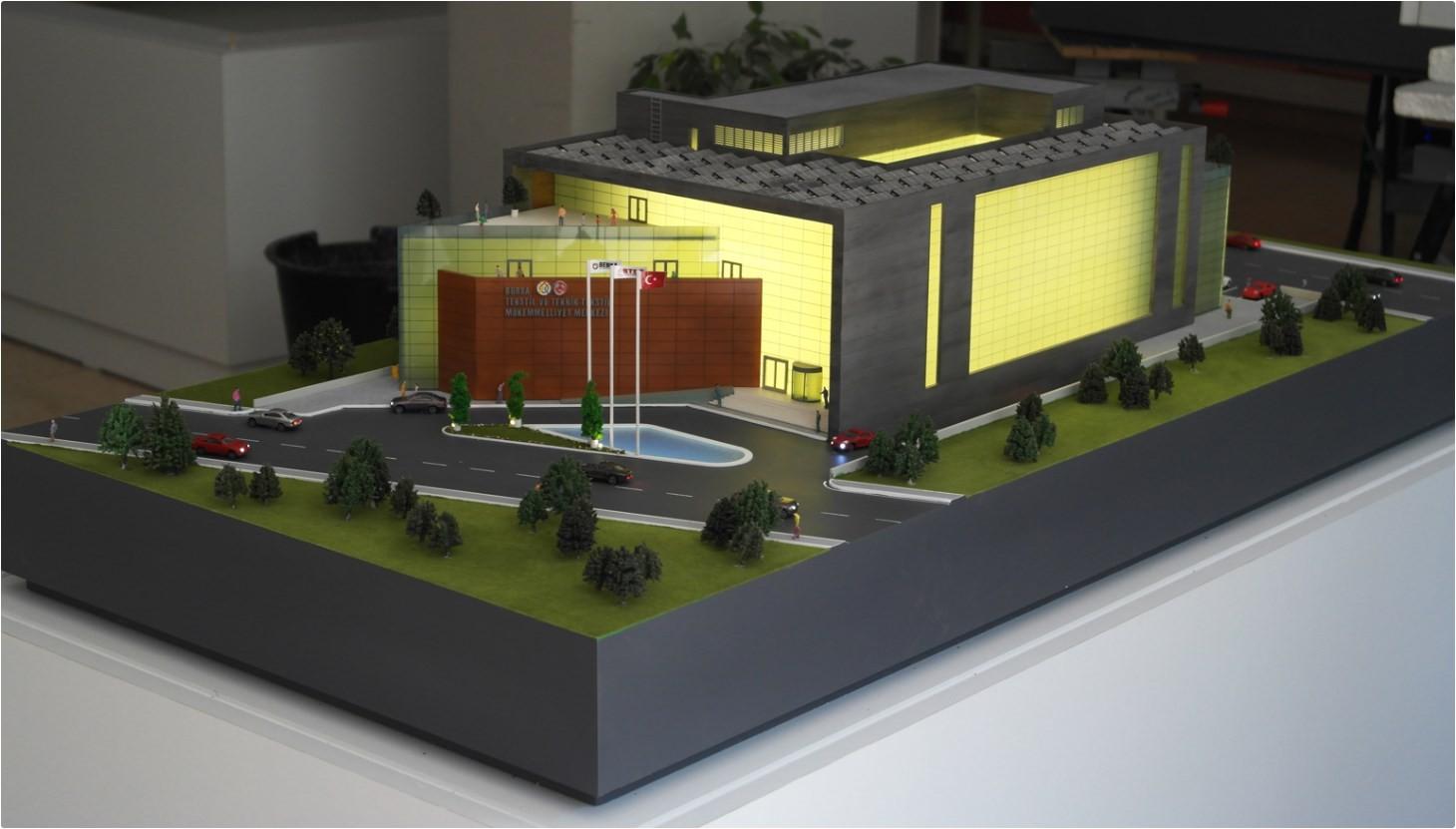 Bursa Textile And Textile Excellence Center