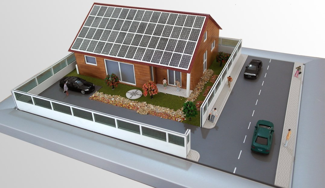 Solar Panel Application Project